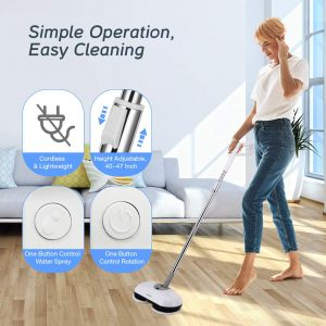 10 Best Electric Spin Mops