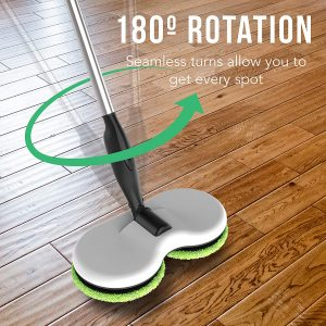 10 Best Electric Spin Mops (reviewed) under $170 in 2020 2