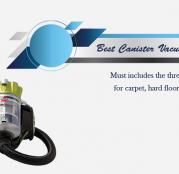 Best Canister Vacuum Cleaners Under $200